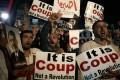 Supporters of Egypt's ousted President Mohammed Mursi. Photo: AP