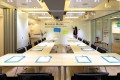 Developer Hip Shing Wong has converted New Victory House in Sheung Wan into offices and meeting rooms. Photo: SCMP
