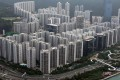 Taikoo Shing in Quarry Bay recorded 10 deals last week. Photo: Robert Ng