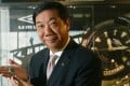 Patrick Chau Cham-wong, former chairman and executive director of collapsed watch retailer Peace Mark. Photo: SCMP