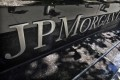 JPMorgan Chase, the largest US bank by assets could face a Moody's downgrade, along with Wells Fargo, Goldman Sachs and Morgan Stanley. Photo: Reuters
