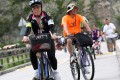 Safer Lantau cycle routes could be opened up. Photo: Felix Wong