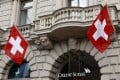 A Swiss-American deal Swiss-US could expose Americans who have used Swiss banks to avoid paying taxes. Photo: Reuters