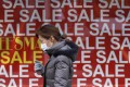 Japanese consumer prices excluding fresh food climbed 0.7 per cent last month, with the jobless rate at 3.8 per cent. Photo: Reuters