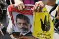 Supporters of Mohammed Mursi protest in Cairo. Photo: Reuters