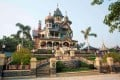 Mystic Point is designed around the misadventures of an Old World explorer and his pet primate.