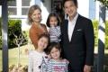 Jason Yat-Sen Li with family