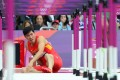Liu Xiang has reportedly recovered from his famous fall. Photo: AFP