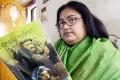 Indian author Sushmita Banerjee. Photo: AFP