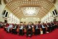 The Nobel Laureates Beijing Forum 2013 is held at the Great Hall of the People in Beijing, China. Photo: EPA