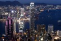 Hong Kong had moved up three spots in the World Happiness Report commissioned by the United Nations. Photo: AFP