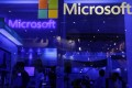 Microsoft's dividend yield now stands at around 3.4 per cent, ahead of major tech corporations such as International Business Machines and Apple. Photo: Reuters