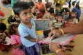 Some of India's children trapped in extreme poverty will benefit from the new law. Photo: AFP