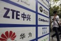 The customs agency's findings may make it more difficult for ZTE to expand its US sales. Photo: Reuters