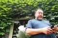 Artist Ai Weiwei. Photo: Simon Song