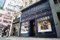The Ralph Lauren shop opened in Gough Street last year led the way for other brands. Photo: Nora Tam