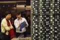 Buyers are needing plenty of convincing these days to sign up for flats in Hong Kong. Photo: Reuters