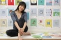 Shaolan Hsueh, an entrepreneur, developed her system after exhausting other ways to teach Chinese to her children. Photo: SMP