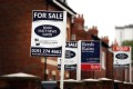 British house prices have picked up over the past 12 month. Photo: Bloomberg