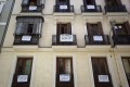 Apartments for sale in central Madrid. Photo: Reuters