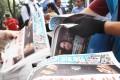 Sharp Daily hits the streets in 2011. Photo: Sam Tsang