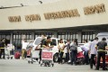 Manila's Terminal 1 is overstretched. Photo: AFP