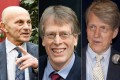 Laureates Eugene Fama (left), Lars Peter Hansen (centre) and Robert Shiller could teach Congress a thing or two. Photos: EPA, AFP, AP