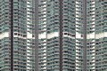 Home sales by Hong Kong developers slowed to the lowest since 2008.