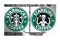 The Bangkok 'Starbung' logo at the centre of the dispute with Starbucks. Photo: SCMP