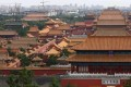 General view from Jingshan Park overlooking the Palace Museum, Beijing. Photo: Dickson Lee