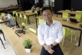 Michael Ma says co-working spaces like Wynd may provide a better fit for today's entrepreneurs than traditional options like serviced offices. Photo: David Wong