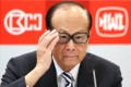 Li Ka-shing's latest sale has added fuel to a heated debate about whether he is losing confidence in the mainland and Hong Kong property markets and the broader economy. Photo: Sam Tsang