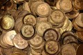 Bitcoin was created in 2008 by anonymous hackers using the pseudonym Satoshi Nakamoto. Photo: AFP
