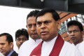 Economic Development Minister Basil Rajapaksa. Photo: EPA