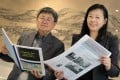 Dr Joseph Ting and Hysan Development's Chan Lai-kiu take a look back in time at Causeway Bay's vanished trades. Photo: K. Y. Cheng