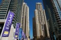 Emaar said it had noted estate agents buying property for onward sales to end-users. Photo: Bloomberg