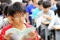 Asian nations cemented their top positions in an eagerly awaited report on global education on Tuesday, with students from Shanghai again ranking first in maths, science and reading. Photo: AFP