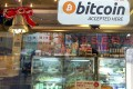 The People's Bank of China barred financial institutions from trading in bitcoin. Photo: EPA
