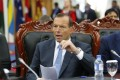 Australian Prime Minister Tony Abbott. Photo: AP