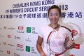 Zhang Ling is in the individual athletes scheme. Photo: Jonathan Wong