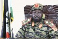 South Sudan's President Salva Kiir declared a curfew in the capital Juba on Monday after clashes overnight between rival factions of soldiers. Photo: Reuters