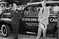 Henry Ford boosted production by cutting work hours. Photo: AFP