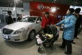 The Buick Excelle has been a strong seller for Shanghai General Motors, with that success reflected in the size of the recall. Photo: AP