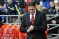 Time's up for Malky Mackay at Cardiff. Mackay was sacked on Friday. Photo: Reuters