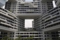 Singapore developers end year on poor note.