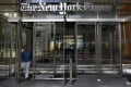 The firm behind the prestigious newspaper has a market value of US$2.4 billion and is listed with two classes of shares. Photo: Reuters