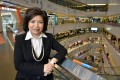 Maureen Fung is optimistic about the new mall. Photo: Warton Li