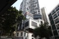 The Summa complex at Sai Ying Pun is a favourite among locals looking to upgrade. Photo: Edward Wong