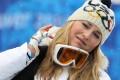 American ski champion Lindsey Vonn is devastated she will miss the Sochi Winter Games. Photo: EPA