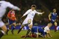Flyhalf Toby Flood is a veteran of 60 tests for England. Photo: AFP